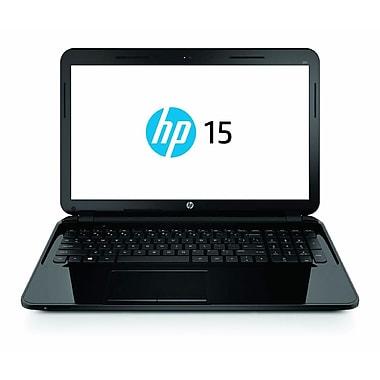 HP® 15-d030nr 15.6in. LED LCD Notebook, Intel Pentium N3510 2 GHz, Sparkling Black