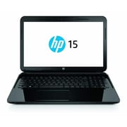 HP® 15-d030nr 15.6 LED LCD Notebook, Intel Pentium N3510 2 GHz, Sparkling Black