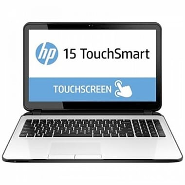HP® 15-d072nr 15.6in. LCD LED Notebook, AMD Quad Core A6-5200 2 GHz, Pearl White