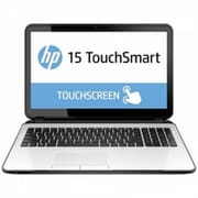 HP® 15-d072nr 15.6 LCD LED Notebook, AMD Quad Core A6-5200 2 GHz, Pearl White