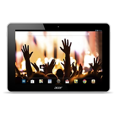 Acer® Iconia A3-A10-L849 10.1in. 32GB Android 4.2 Jelly Bean Tablet, White