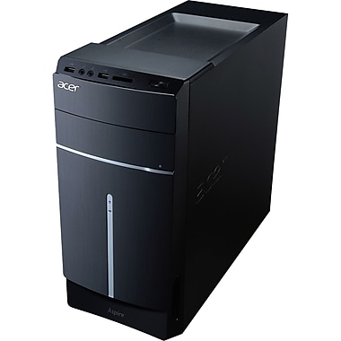 Acer® Aspire ATC-605 Desktop Computer, Intel Quad Core i7-4770 3.4 GHz