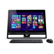 Acer® Aspire AZ3-605 23 Touchscreen All-in-One Computer, Intel Pentium Dual Core 2127U 1.9 GHz