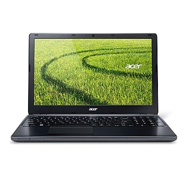 Acer® Aspire E1 Series Intel Dual Core i3-4010U 1.7 GHz 15.6in. LCD LED Notebooks