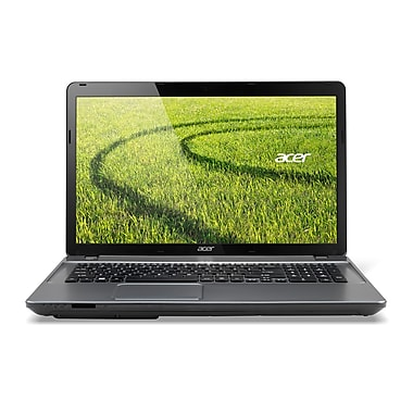 Acer® Aspire E1 Series 17.3in. LCD LED Notebook, Intel Celeron Dual Core 1005M 1.9 GHz