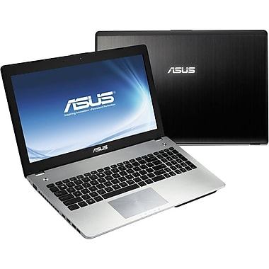 Asus® 15.6in. Full HD Notebook, Intel Quad Core i7-4700HQ 2.4 GHz, Black
