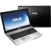 Asus® 15.6 Full HD Notebook, Intel Quad Core i7-4700HQ 2.4 GHz, Black