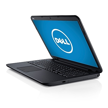 Dell™ Inspiron 17R 17.3in. LCD LED Notebook, 4th Gen Intel Dual Core i5-4200U 1.6 GHz 6GB RAM, Black