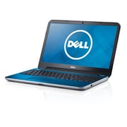 Dell™ 17.3 Notebook, AMD Quad Core A8-5545M 1.7 GHz, Indigo Blue