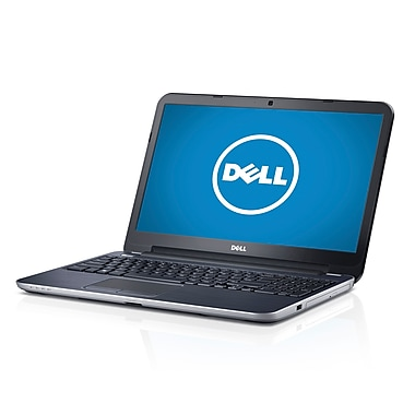 Dell™ 15.6in. Notebook, AMD Quad Core A8-5545M 1.7 GHz, Moon Silver