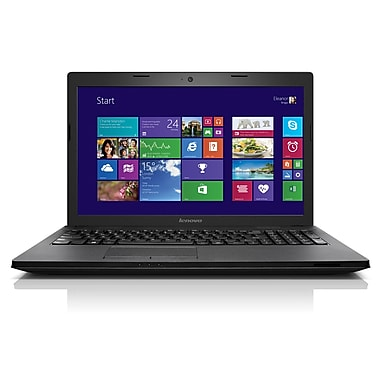 Lenovo® G510 15.6in. Notebook, Intel Dual Core i3-4000M 2.4 GHz, Black Textured