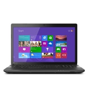 Toshiba® Satellite® C75D-A7130 17.3 Notebook, AMD Quad Core A6-5200M 2 GHz, Satin Black