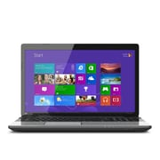 Toshiba® Satellite® S75 17.3 LCD Notebook, Intel Dual Core i3-3120M 2.5 GHz, Mercury Silver