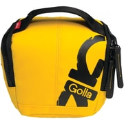 Golla® Izzy Mirrorless Camera Bag, Yellow/Black