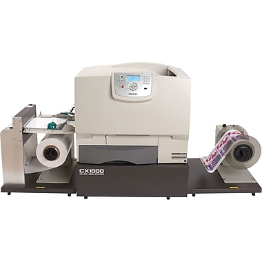 Primera Digital Color Label Press, 28.2in.(H) x 58.9in.(W) x 21 1/2in.(D)