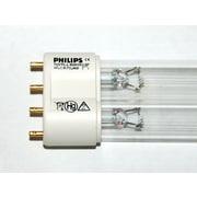 Philips 60 Watt 4-Pin Germicidal Long Single Twin Tube CFL Bulb