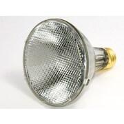 Philips 50 Watt 120 Volt PAR30 Clear Long Neck Halogen Infrared Flood Bulb, Warm White, 2/Pack