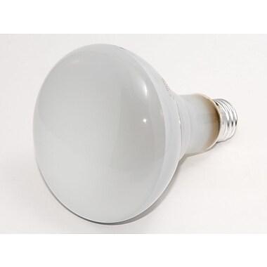 Philips 65 Watt 130 Volt BR30 Reflector 55 Deg Flood Bulb, Frosted/Warm White
