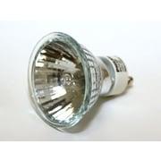 Philips 50 Watt 120 Volt MR16 Clear Halogen Flood EXN Bulb, Soft White, 6/Pack