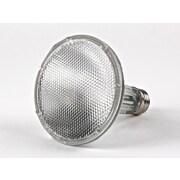 Philips 53 Watt 120 Volt PAR30 Clear Halogen Long Neck Flood Bulb, Soft White, 5/Pack