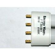 Bulbrite® 36 Watt 4-Pin Long Single Twin Tube CFL Bulb, Cool White