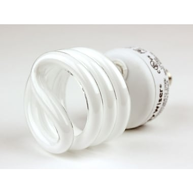 Bulbrite® 13 Watt 120 Volt T2 Spiral CFL Bulbs, Warm White