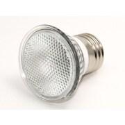 Bulbrite® 50 Watt 12 Volt MR16 E26 Halogen Flood EXN Bulb, Soft White, 5/Pack