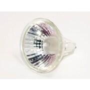 Bulbrite® 50 Watt 120 Volt MR16 GY8 Halogen Flood EXN Bulb, Warm White, 5/Pack