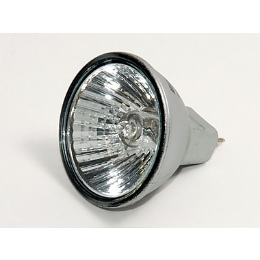 Bulbrite® 20 Watt 12 Volt MR11 Halogen Flood FTD Bulb, Silver