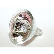 Bulbrite® 20 Watt 12 Volt MR16 Clear Halogen Flood Bulb, Warm White, 10/Pack