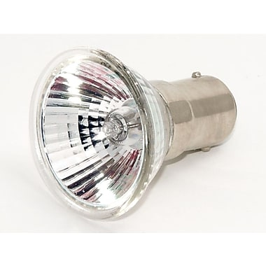 Bulbrite® 20 Watt 12 Volt MR11 Halogen Flood FST Bulb, Soft White