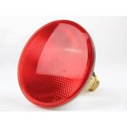 Bulbrite® 90 Watt 120 Volt PAR38 Clear Halogen Light Bulb, Amber