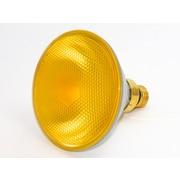 Bulbrite® 90 Watt 120 Volt PAR38 Clear Halogen Light Bulb, Yellow