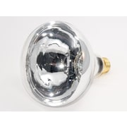 Westinghouse 375 Watt 120 Volt R40 Heat Lamp Reflector Bulb, Clear/Warm White