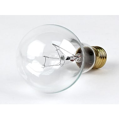 Halco® 40 Watt 120 Volt A15 Bulb, Clear/Warm White
