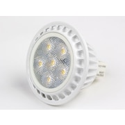 TCP Elite Series 7 Watt MR16/L Dimmable Flood LED Lamp, Soft White