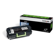 Lexmark™ 52D1H00 Black Return Program Toner Cartridge, High Yield