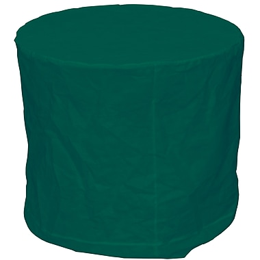 NuVue Green Cylinder-Shaped Synthetic Shrub Cover, 48