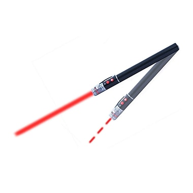 Marathon Laser Pointer, Pen Shaped, Red with Blink Mode