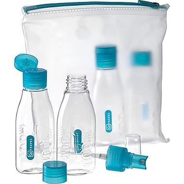 Go Travel Cabin Bottles, 4/Pack