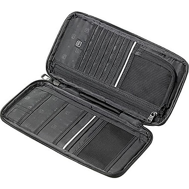 Go Travel RFID Travel Document Organizer, Black