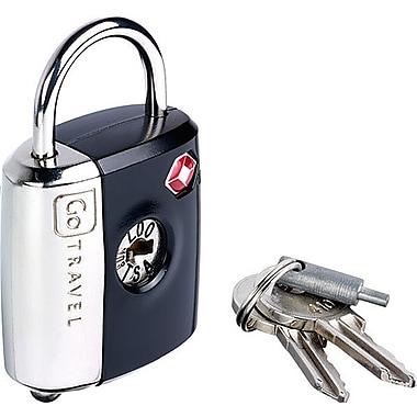 Go Travel Dual Combo/Key TSA® Lock, Black