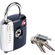 Go Travel Dual Combo/Key TSA® Lock