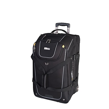 National Geographic - Valise verticale Explorer Appalachian de 25 po, noir