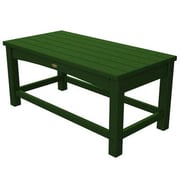 Trex Trex Outdoor Rockport Club Coffee Table; Rainforest Canopy