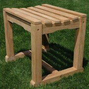 Regal Teak Teak Backless Garden Bench