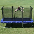 Skywalker 15' Rectangular Trampoline with Safety Enclosure