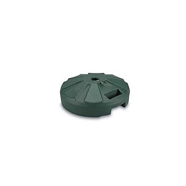 Patio Living Concepts Free Standing Umbrella Base; Green