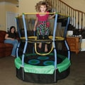 Skywalker Lily Pad Adventure Bouncer 40'' Trampoline with Enclosure