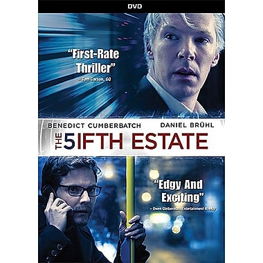 The Fifth Estate (DVD)